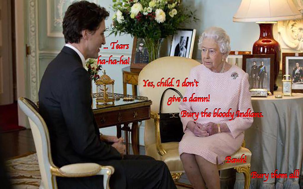 queenie trudeau